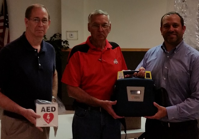 Fairfield County Agriculture Society AED presentation